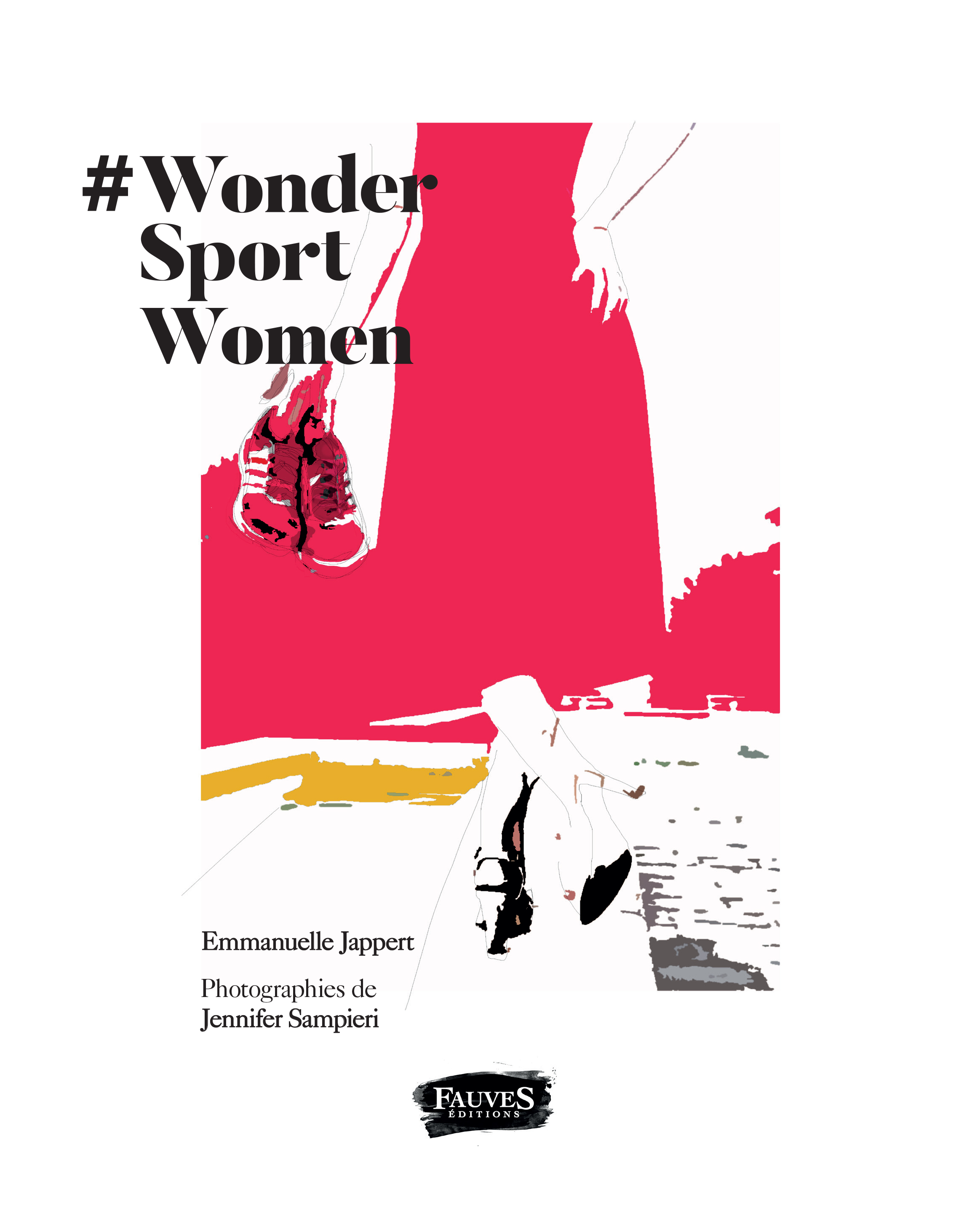 Wonder Sport Women Emmanuelle Jappert Jennifer Sampieri